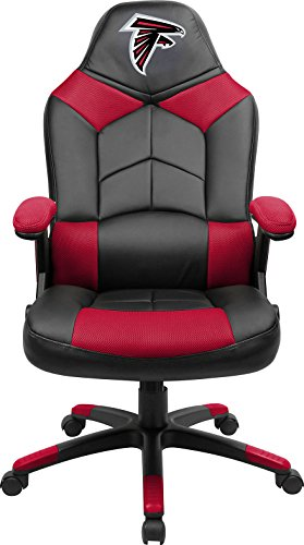 Imperial Officially Licensed NFL Furniture; Oversized Gaming Chairs, Atlanta Falcons
