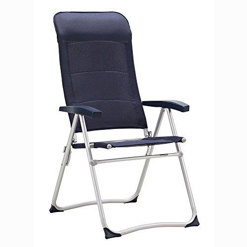 Westfield Zenith Chaise de Camping Bleu pétrole