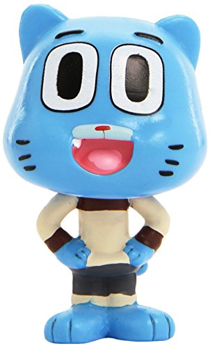 Gumball - Personaggio, di Plastica Rigida, Circa 6 cm