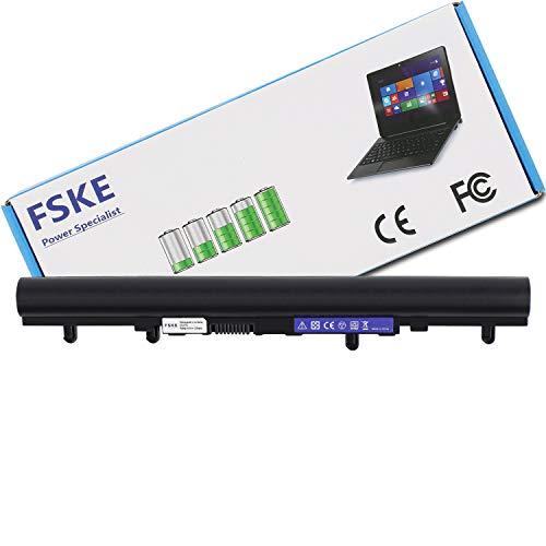 FSKE AL12A32 Laptop Akku für Acer Aspire V5-571 V5-531 E1-522 V5-571G S3 V5-431 V5-551 Notebook Battery,14.8V 2500mah 4-Zelle