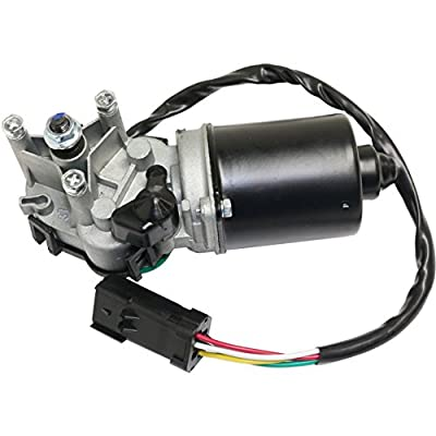 Wiper Motor compatible with Jeep Wrangler (TJ) 97-02 Front Motor