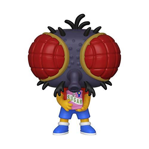 Funko - Pop! Animation: Simpsons - Bart Fly Figura De Vinil, Multicolor (39719)