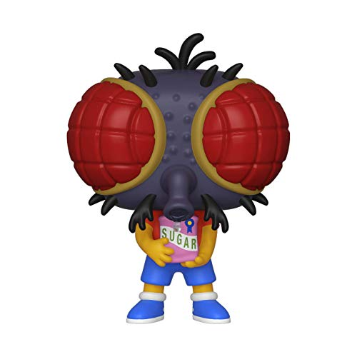Pop! Figura De Vinil: Animation: Simpsons - Bart Fly