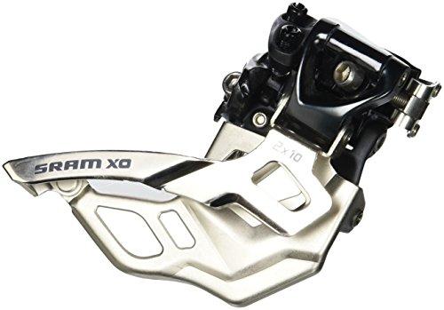 SRAM MTB 2 x 10 Compact - Cambio para Bicicleta, 10 velocidades