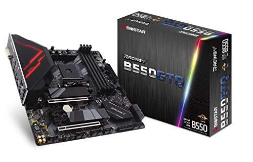 MB Biostar B550GTQ Mainboard Sockel (B550,AM4,mATX,AMD)