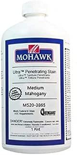 Mohawk Ultra Penetrating Stain Medium Mahogany Pt