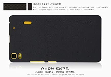 NILLKIN Frosted Shield Hard case Cover with Screen Protector for LENOVO K3 Note A7000