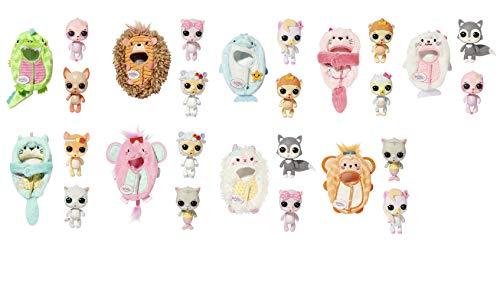 Zapf Creation 904602 @BABY born Surprise Pets 3 - kleine Mini-Tiere zum Sammeln und Tauschen, Überraschungspack, Farbe nach Vorrat - Charakter nicht frei wählbar
