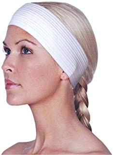 Disposable Stretchable Headband with Closure, 48 Ct.