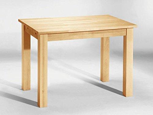 Tisch Esstisch Mod. Linz Buche massiv 110 x 70 cm