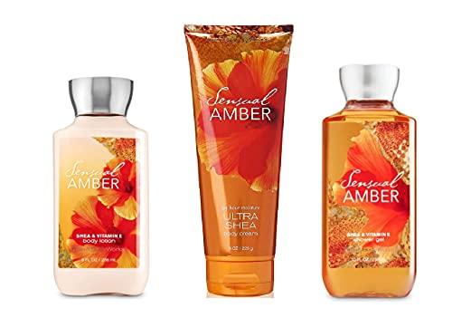 Bath & Body Works Sensual Amber Gift Set