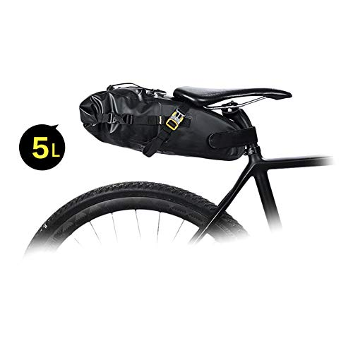 Affordable Bigens Bike Bag,Waterproof Bicycle Saddle Bag Under seat Bag Mountain Road Bike Seat Bag