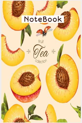 Ladybug Peach NoteBook