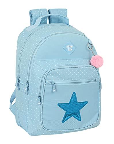 Glowlab Mochila Safta Escolar Star, 320x150x420 mm