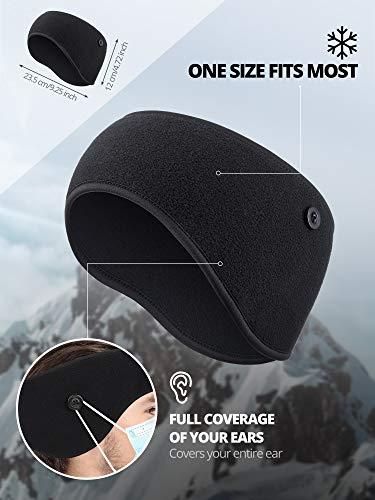 WILLBOND WILLBOND-Button Headband-c21