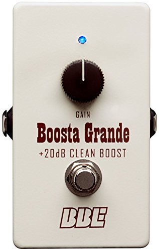 BBE Boosta Grande 20db Clean Boost Pedal