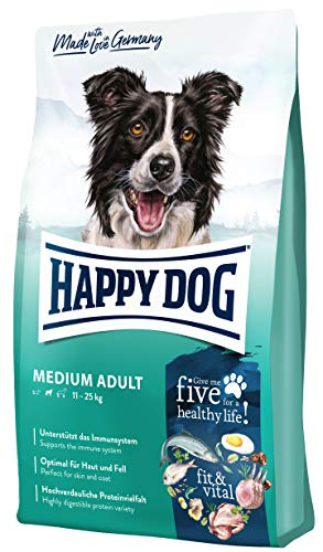 Happy Dog Supreme fit & vital Medium Adult, 12 kg