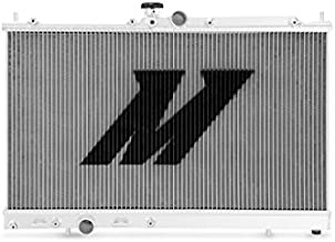 Mishimoto MMRAD-EVO-01 Mitsubishi Lancer Evolution 7/8/9 Performance Aluminum Radiator, 2001-2007, Silver