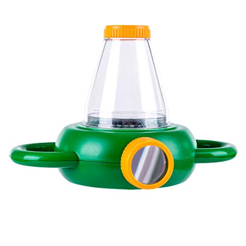 ZUJI Lupa Insectos Observatorio de Insectos Bug Visor Juegos Educativos de Biología para Niños