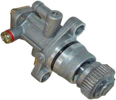 Xfight-Parts Oielpomp automatische 2-takt 50 cc liggende Minarelli motor AC/LC 1E40QMB Jonway (REX) Stratos Montana