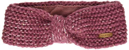 Barts Mädchen Margaux Headband Stirnband, Pink (Maroon 0025), 53/55 (Herstellergröße: 53-55)