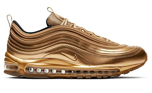 Nike Air Max 97 QS Mens - Metallic Gold - 42 EU
