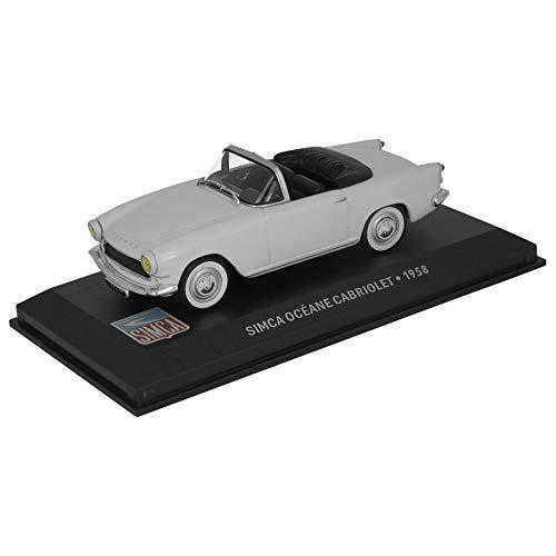 Altaya by Ixo Modelo de Coche en Miniatura Tipo para Simca Océane...