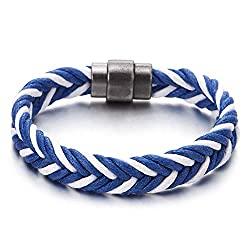 The 10 Best Rope Bracelet With Magnetic Clasps