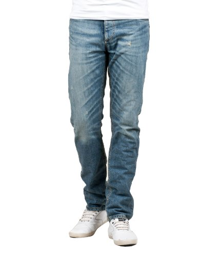 Jack & Jones Vintage Jeans da Uomo Basso Bund 12055293 0 618 27-32