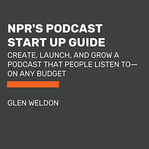 NPR's Podcast Start Up Guide cover art