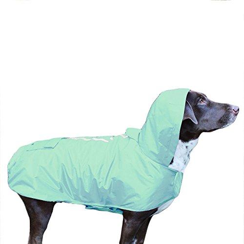 Frenchie Mini Couture Waterproof Dog Raincoat