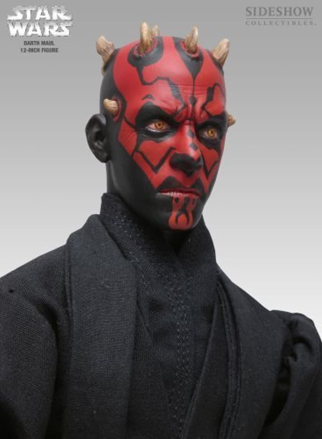 Star Wars 12  Darth Maul Action Figure by Sideshow Collectibles by Sideshow Toys