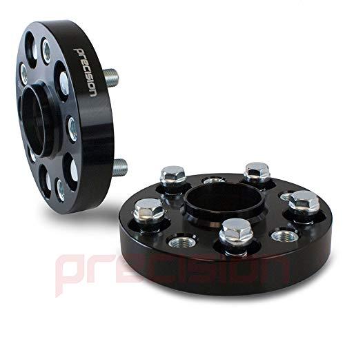 25mm Bolt-On Hubcentric Wheel Spacers 1 Pair for Ṿolkswagen Transporter Alloys PN.SFP-2BS04B+10SB01166