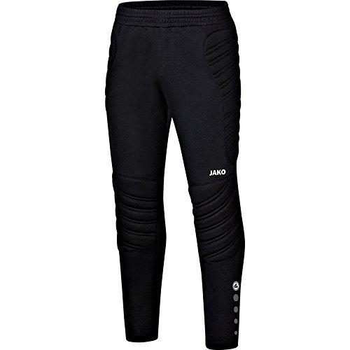 JAKO, Pantaloni da Portiere Striker Pantaloni (Tutte Le Lunghezze), Bambini, TW-Hose Striker, Nero, 152