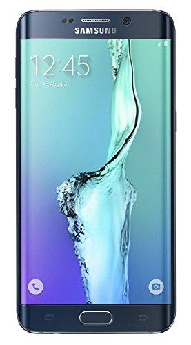 Samsung Galaxy S6 Edge Plus 32GB Unlocked Quad-Core 4G LTE 16MP Camera GSM Cell Phone - Black