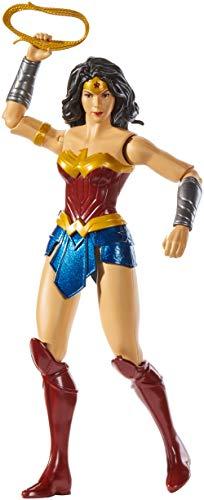 JUSTICE LEAGUE- Wonder Woman Personaggio Articolato 30 cm, GDT53