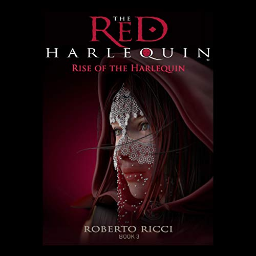 Rise of the Harlequin cover art