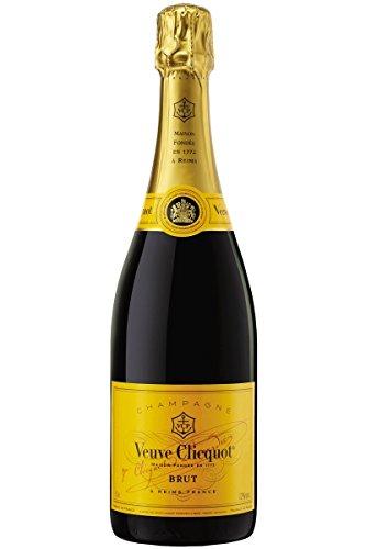 Veuve Clicquot Ponsardin Brut (0,375L) extra brut (0,375 L)