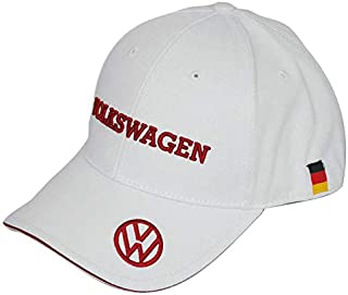 LEZAX(レザックス) Volkswagen キャップ VWCP-9503 ホワイト
