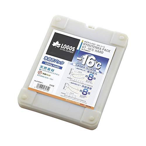 ロゴス 氷点下パックGT-16℃・ハード1200gLOGOS No.81660611