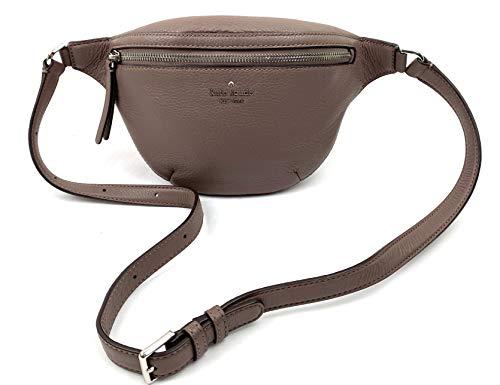 Kate Spade New York Jackson Pebble Leather Belt Bag (Brownstone)