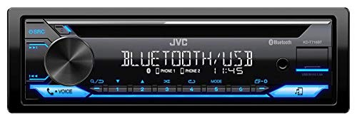 JVC KD-T716BT | Bluetooth | Spotify | MP3 | USB | Android | CD Autoradio