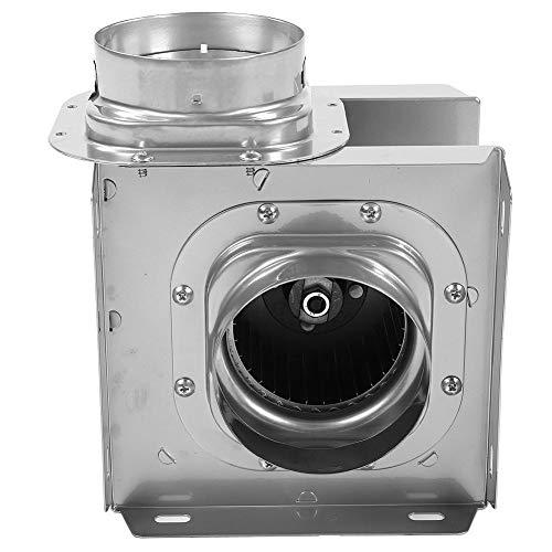 Labuduo Ventilador de Escape de Tubo, Extractor de Aire, silencioso para baño doméstico