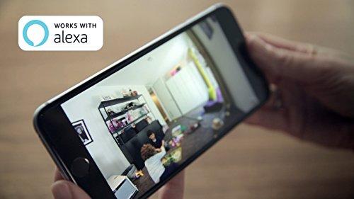 Bosch : Caméra de surveillance 360 sans fil WIFI 2