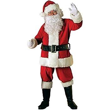 Rubies 2369 - Disfraz de Papá Noel para hombre: Amazon.es ...