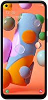 (Free $20 Airtime Activation Promotion) TracFone Samsung Galaxy A11 4G LTE Prepaid Smartphone (Locked) - Black - 32GB -...