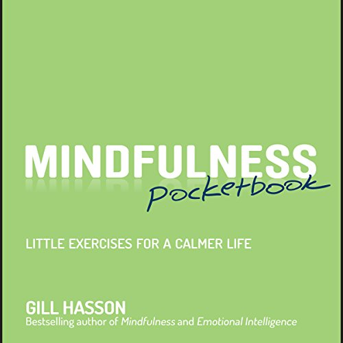 Mindfulness Pocketbook cover art