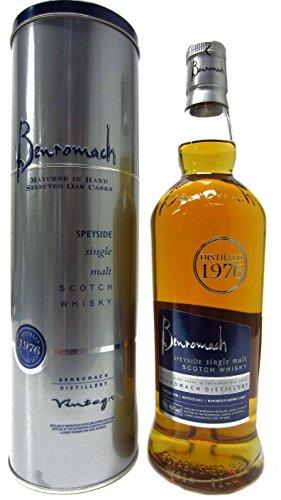 Benromach Vintage 1976, Speyside Single Malt Scotch Whisky, Schottland 0,7 l