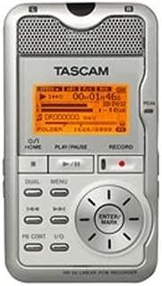 TASCAM リニアPCMレコーダー 24/96対応 ホワイト DR-2d W