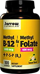 Provides Methyl B-12 plus Methyl Folate and Pyridoxal 5-Phosphate in a Convenient Lozenge Form Supports Brain Cells and Nerve Tissues* Convenient Lozenge Form Methylcobalamin (Methyl B-12) is the Most Bioavailable and Best Utilized Form of Vitamin B-...